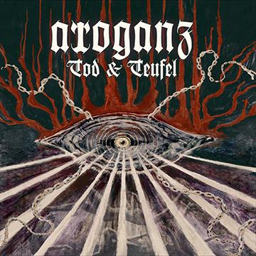 Arroganz - Tod & Teufel - promo cover pic