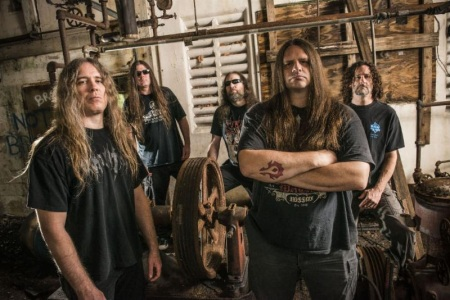 Cannibal Corpse - promo band pic - 2014 - #39173