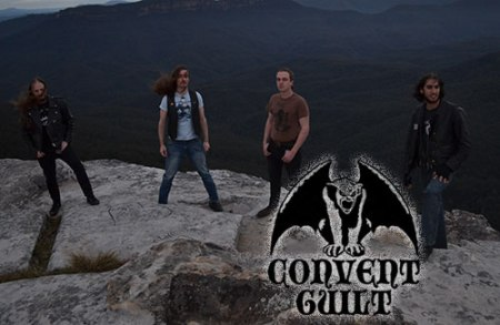 Covent Guilt - promo band pic - band logo - 2014 - #9809