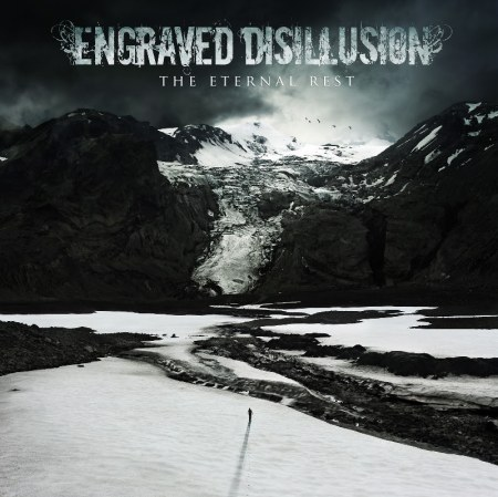 Engraved Disillusion - The Eternal Rest - promo cover pic
