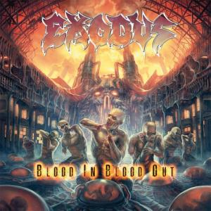 Exodus - Blood In Blood Out - promo cover pic - 2014