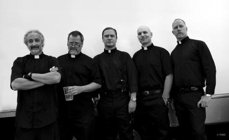 Faith No More - promo band pic - 2014 - #6408