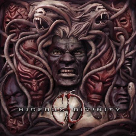 Hideous Divinity - Cobra Verde - promo cover pic