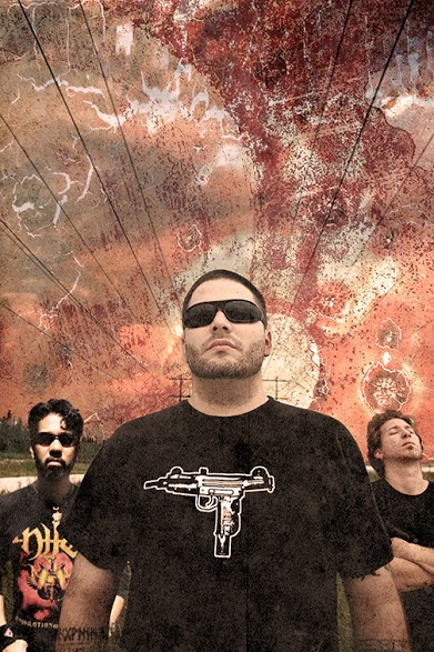 Inferion - band promo pic - 2014 - #33974