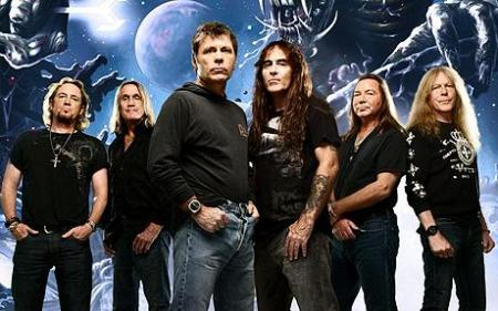 Iron Maiden - publicity band pic - #996605