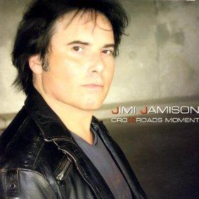 Jimi Jamison - Crossroads Moment - promo cover pic