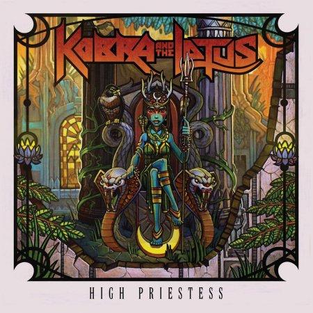 Kobra And The Lotus - High Priestess - promo cover pic - 2014
