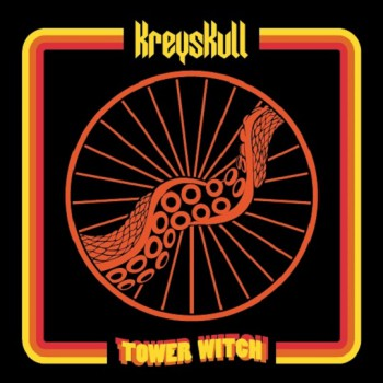 Kreyskull - Tower Witch - promo album cover pic