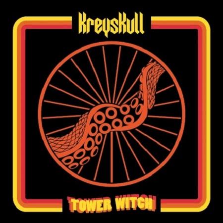 Kreyskull - Tower Witch - promo album cover pic