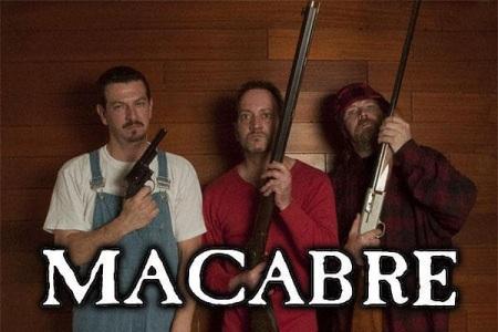 Macabre - promo band pic - band logo - 2014 - #01134