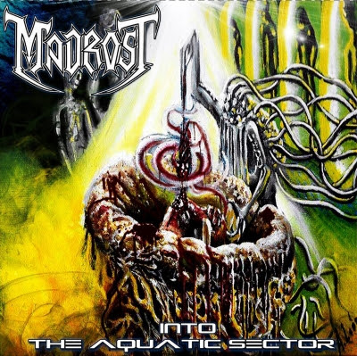 Madrost - Into The Aquatic Sector - promo album cover pic