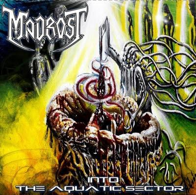 Madrost - Into The Aquatic Sector - promo album cover pic