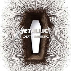 Metalica - Death Magnetic - promo cover pic - large size - #21132