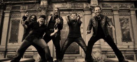 Morgoth - promo band pic - 2014 - #90703