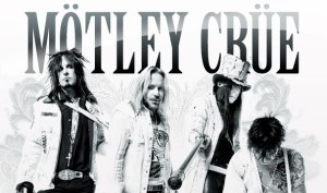Motley Crue - band promo pic - band logo - 2014 - #771984