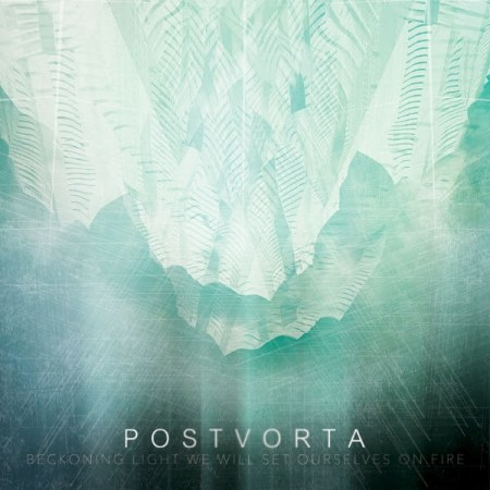 Postvorta - debut album cover promo pic - 2014