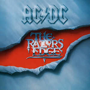 ACDC - The Razors Edge - promo album cover pic - #900MY