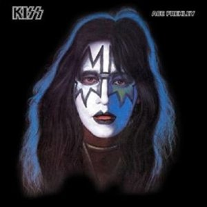Ace Frehley - KISS - 1978 solo album - promo pic - #001AF