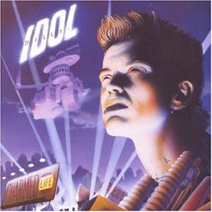 Billy Idol - Charmed Life - promo album cover pic - #1990