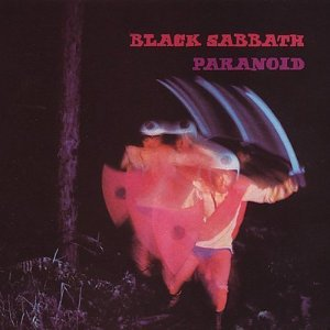 Black Sabbath - Paranoid - promo cover pic - #BS667