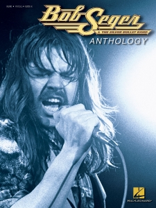 Bob Seger & The Silver Bullet Band - Anthology - promo book cover