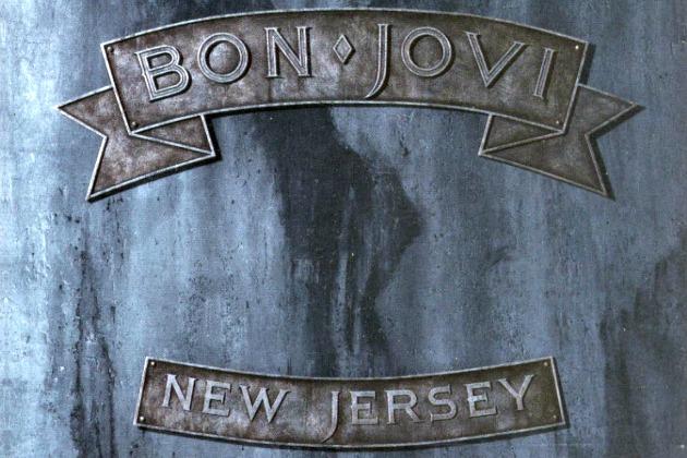 Bon Jovi - New Jersey - promo deluxe cover pic - 1988