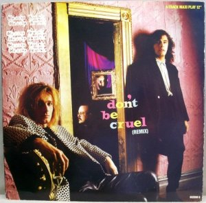 Cheap Trick - Don't Be Cruel - single cover promo pic