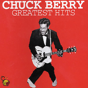 Chuck Berry - Greatest Hits - promo cover pic - #20145CB