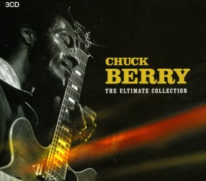 Chuck Berry - The Ultimate Collection - promo cover pic