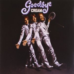 Cream - Goodbye - promo album cover pic - 1969C
