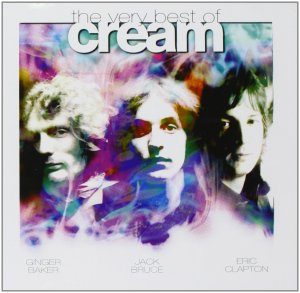 Cream - The Very Best Of - promo album cover pic