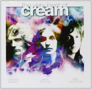 Cream - The Very Best Of - promo album cover pic