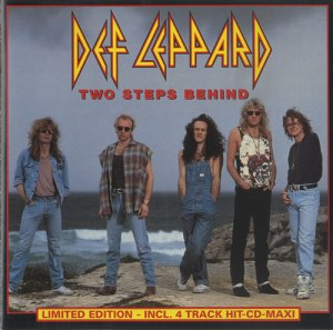 Def-Leppard-Two-Steps-Behind- Promo Cover Pic - #225DL