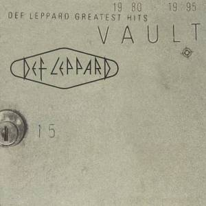 Def Leppard - Vault - Greatest Hits - promo cover pic - #19801995