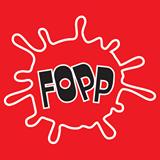 Fopp - record store logo - UK store - 2014