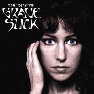 Grace Slick - The Best Of Grace Slick - promo cover pic - #75
