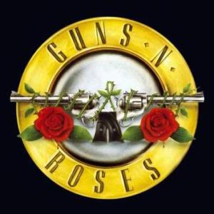 Guns N Roses - Classic Logo - #551966GNR