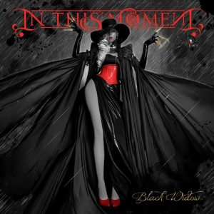 In This Moment - Black Widow - promo cover pic
