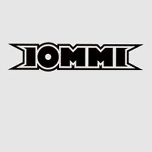 Iommi - Tony Iommi - debut solo album promo pic - 2000TI