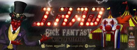 J. Rad - Sick Fantasy - promo album banner pic - 2014 - #JRAD31
