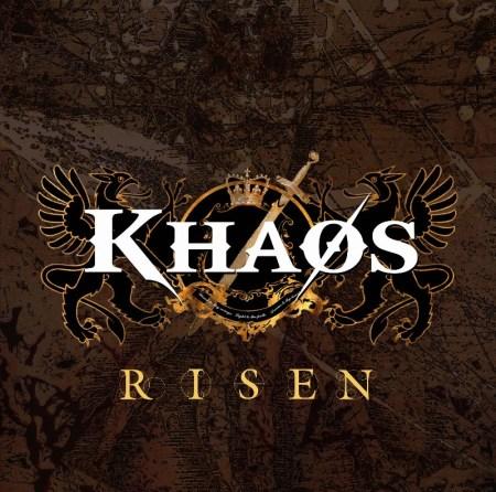 Khaos - Risen - promo cover pic - 2014