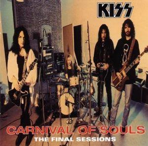 KISS - Carnival Of Souls - promo album pic - 1997 - #17ES