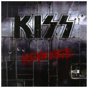 Kiss - Revenge - promo album pic - #001KR