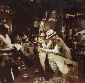 Led Zeppelin - In Through The Out Door - promo cover pic