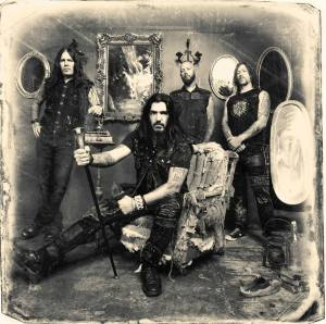 Machine Head - promo band pic - Bloodstone & Diamonds - 2014 - #77MH