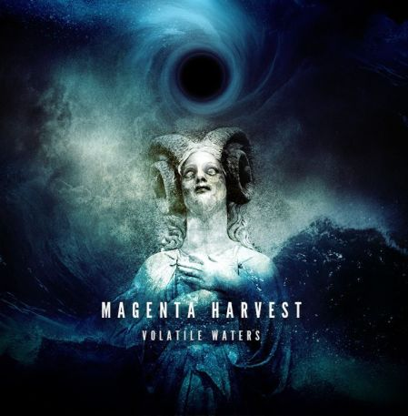 Magenta Harvest - Volatile Waters - promo cover pic - 2014