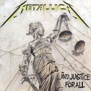 Metallica - And Justice For All - promo cover pic - #M89