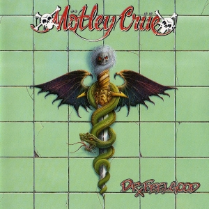 Motley Crue - Dr Feelgood - promo cover pic - #1980S