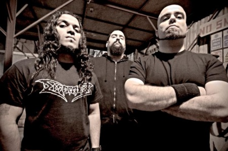 Nervecell - promo band pic - 2014 - #1776DM