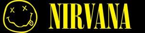 Nirvana - Classic Logo - Yellow & Black - #33033